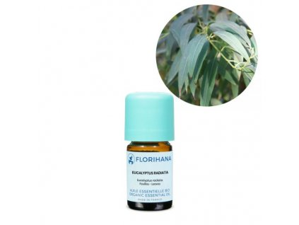 1873 etericky olej eukalyptus radiata bio florihana