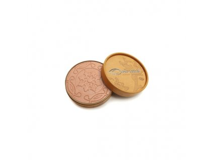 1990 couleur caramel bronzer c 23 pearly beige brown