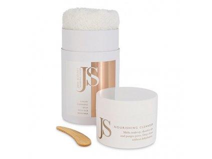 Jane Scrivner Nourishing Cleanser VEGAN- výživný čistící balzám VEGAN (Plné balení / Vzorek (ml) vzorek 5 ml)