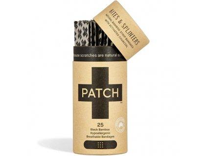 2047 patch bambusove naplasti s aktivnim uhlim