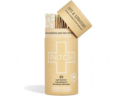 2050 patch bambusove naplasti natural