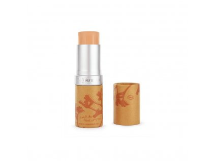 943 kremovy kompaktni make up c 13 bio couleur caramel