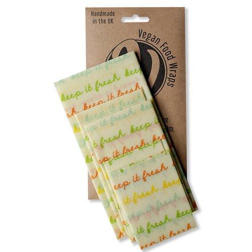 BeesWax Wrap & Vegan Food Wrap