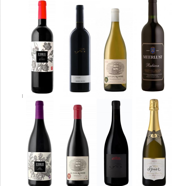Nová vinařství na Zebra Wines