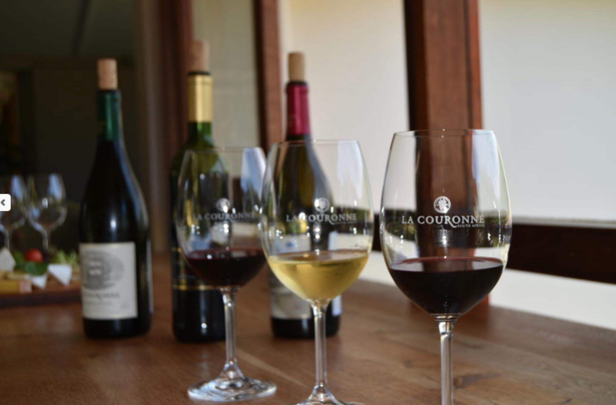 Vína z Nového světa