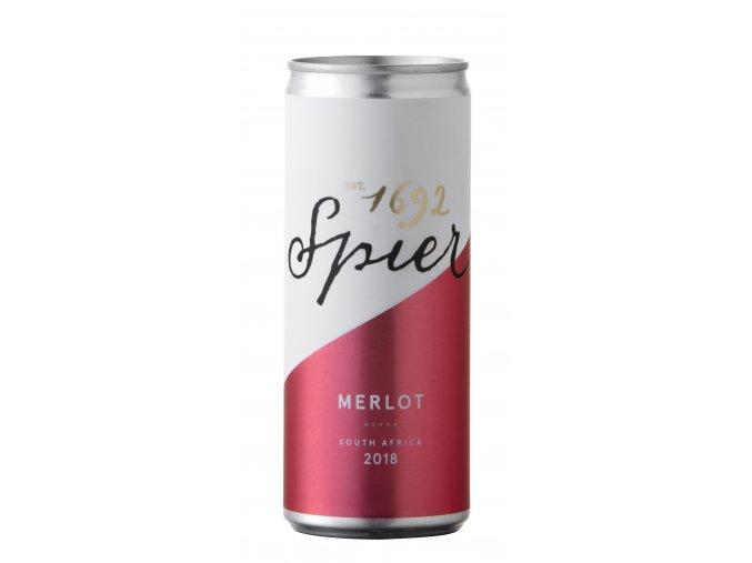 Spier Canned Merlot 2018