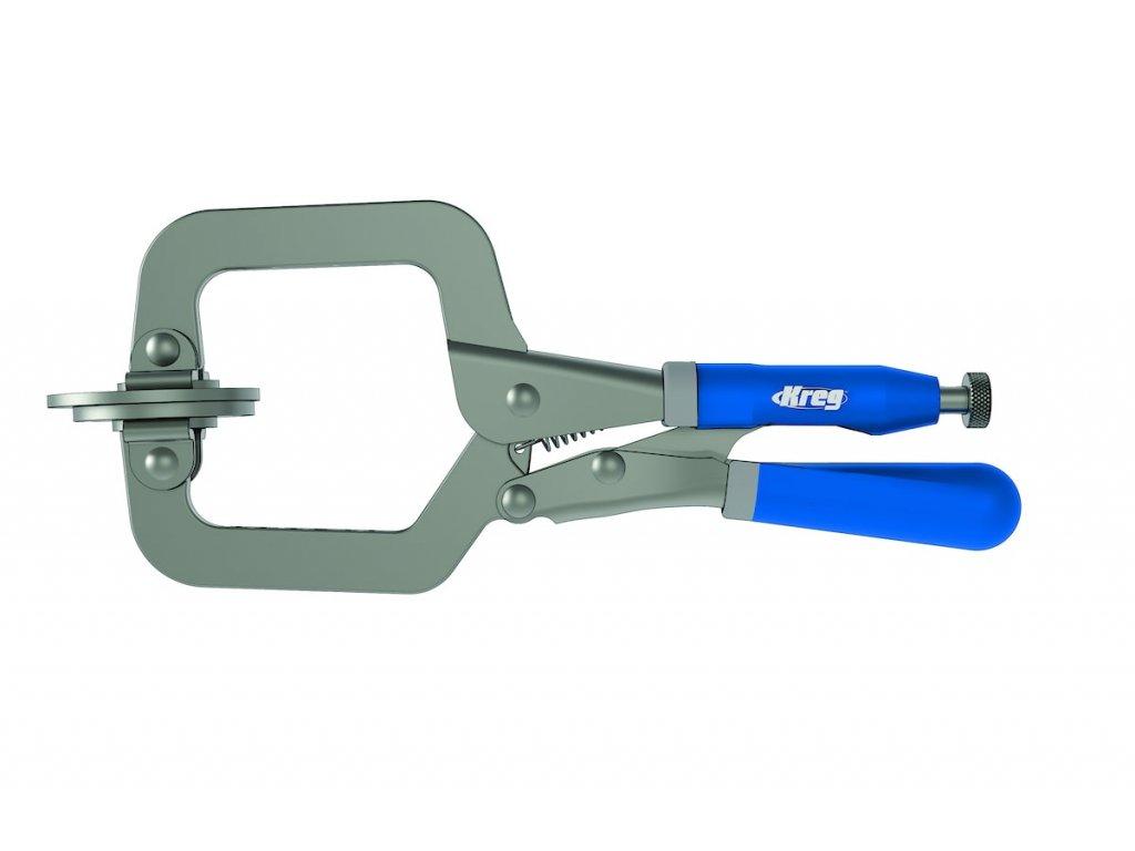 KREG® Klasická svěrka čelní 76mm