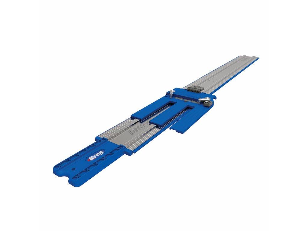 KREG® Vodící lišta s adaptérem na okružní pilu 127cm