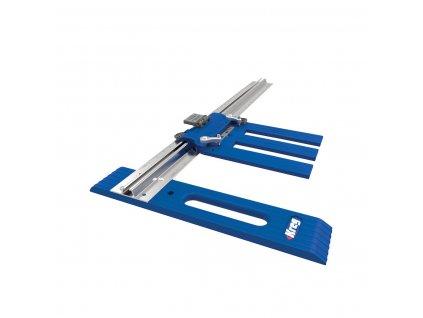 KREG® Vodítko s adaptérem na okružní pilu