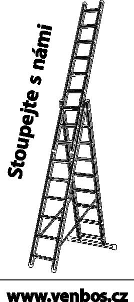 Žebříky VENBOS