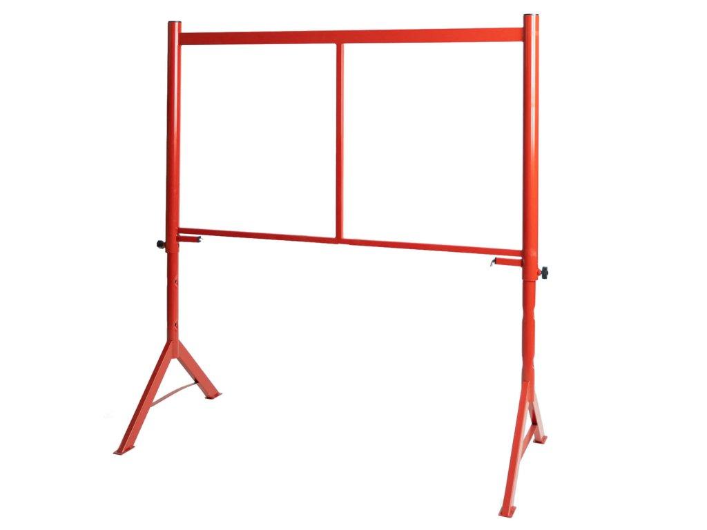 1470 1 stavebni koza pevna vyska 1 4m nosnost 500kg cervena