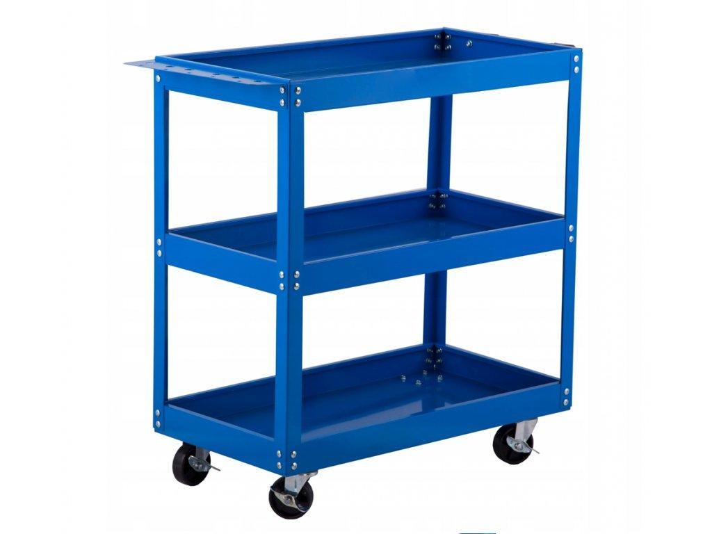 1965 8 dilensky servisni vozik 175 kg modry