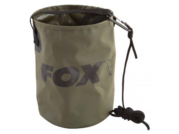 Fox Collapsible water bucket nádoba, vak na vodu