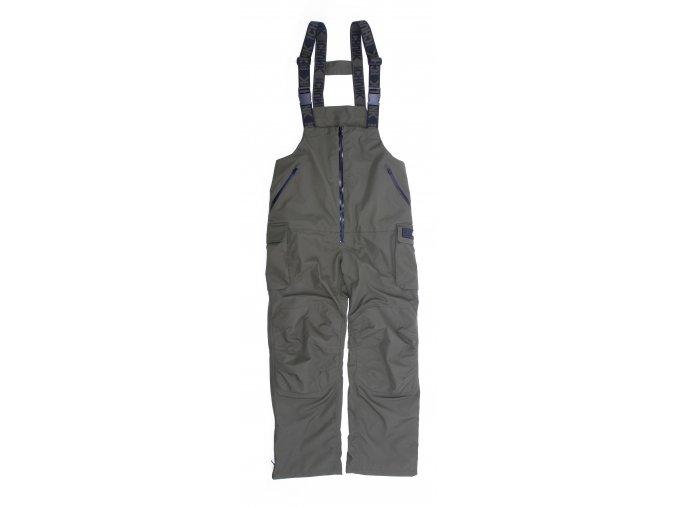 Fox Termo kalhoty 10K Khaki Salopettes