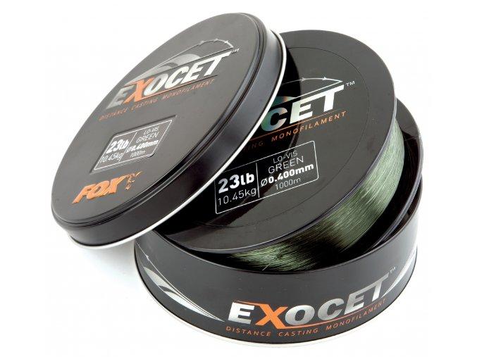 Fox Vlasec Exocet Mono Lite 1000m