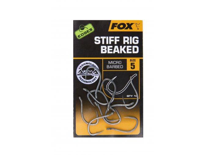 CHK167 173 Stiff Rig Beaked Hook pack