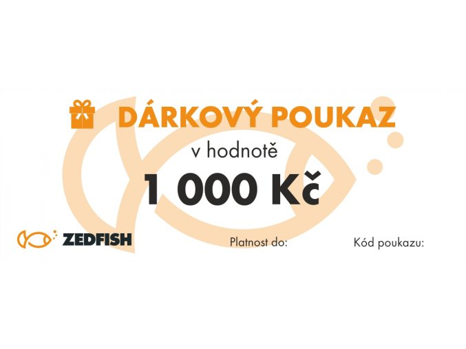 darkovy poukaz1000kÄŤ