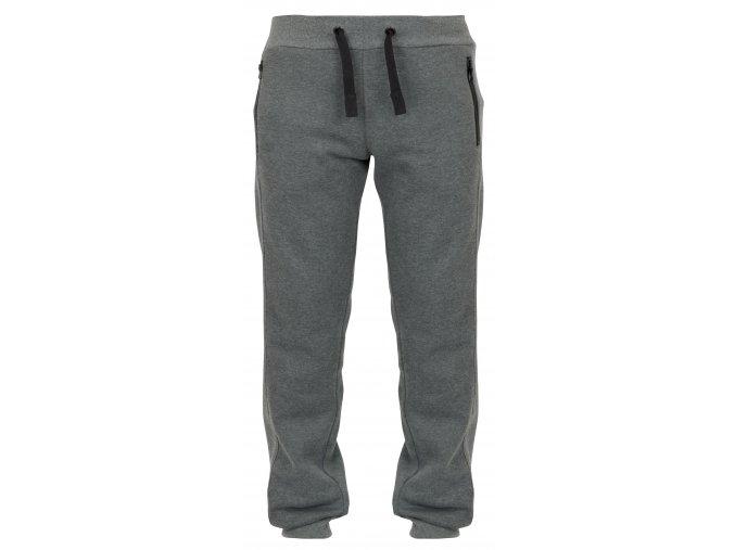 Fox Tepláky Chunk Ribbed Joggers Grey