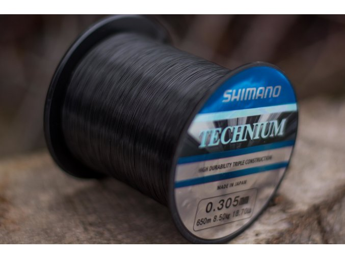 Shimano Technium black 5 1024x683