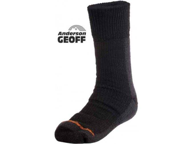Ponožky Geoff Anderson Woolly Sock