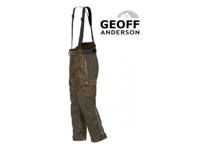Kalhoty Geoff Anderson Urus 6 maskáč