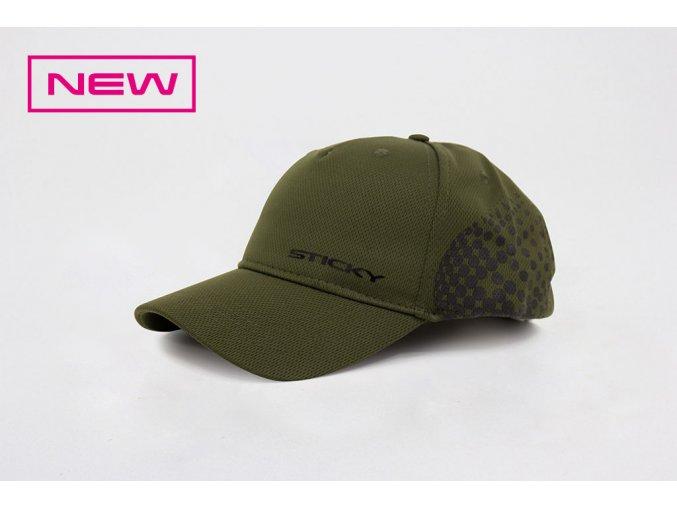 Olive Airflow Cap New