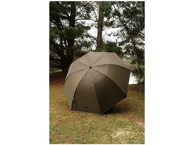 "Fox Deštník 60"" Khaki Brolly"