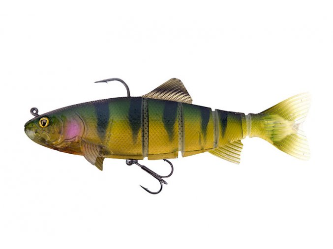replicant trout jointed stickleback uv