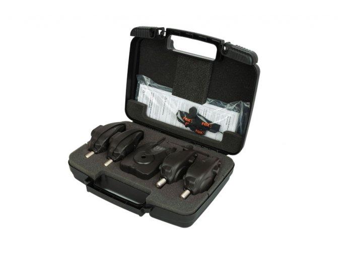 micron mx receiver 4 rod set box open