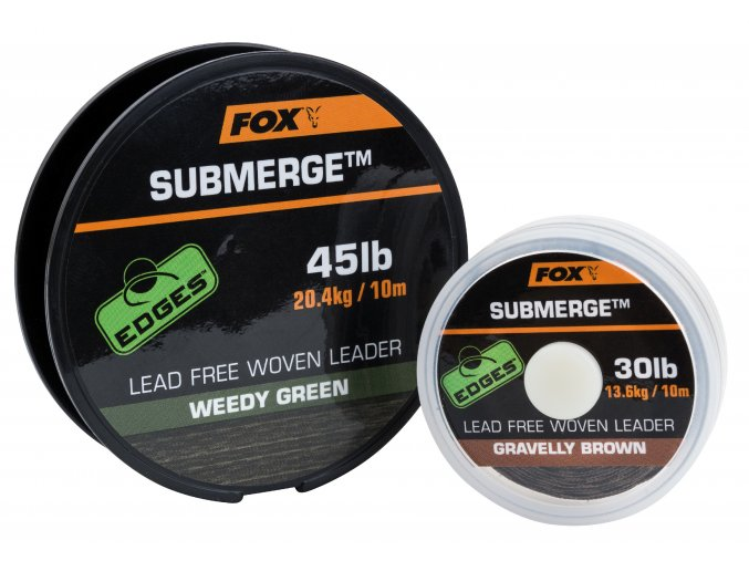 Fox Těžká šňůra Submerge 10m