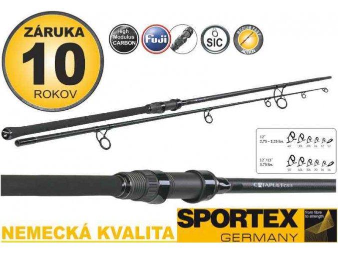Pruty Sportex Catapult CS-3 Carp 2-díl