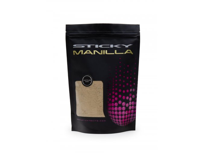 Sticky Baits Manilla Active mix 2,5kg Method Mix
