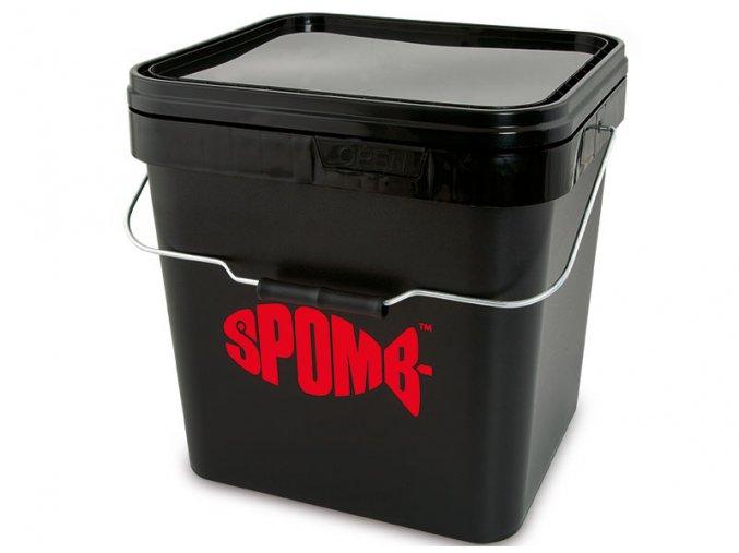 dbt001 spomb square bucket 17 ltr