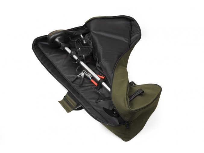 r series outboard motor bag main angled open