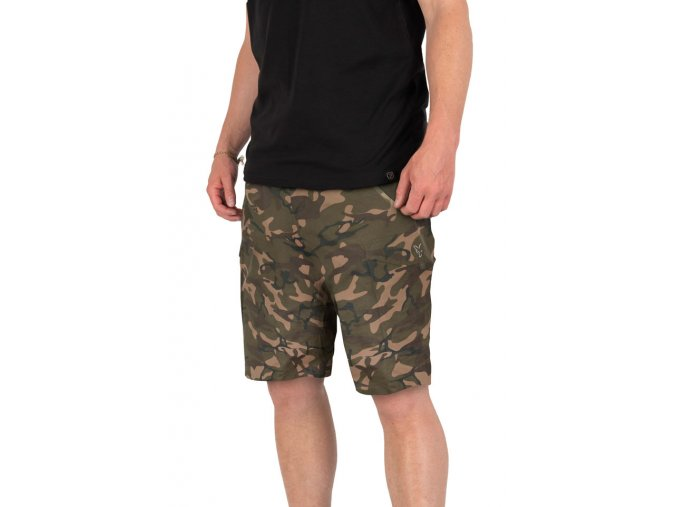 camo combat shorts wht