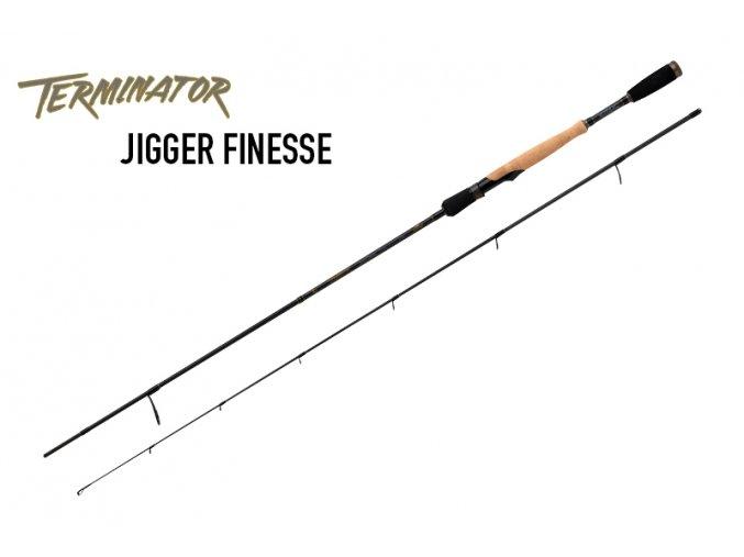 jigger finesse