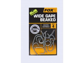 CHK182 189 Wide Gape Beaked Hook pack