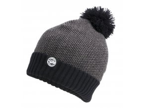 Grey Black Marl Bobble CPR762 main