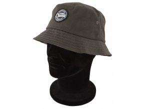Fox Klobouk Chunk khaki/camo liner bucket Hat