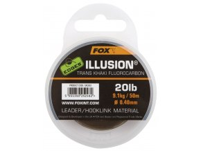 Fox Fluorocarbon Edges Illusion