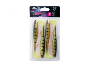 ultra uv slick shad perch 13cm pack