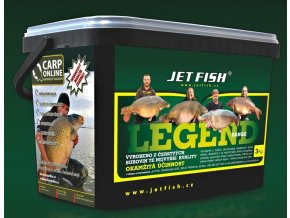 Boilies Jet Fish Legend Range - BIOSQUID