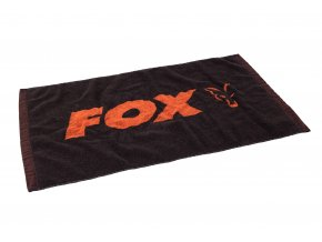 fox logo towel1