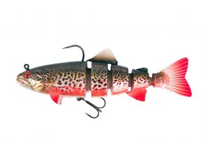 replicant trout jointed tiger trout