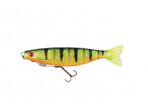 nrr065 perch pro shad jointed 18cm
