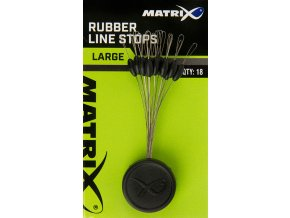 Matrix stopery Rubber line stops