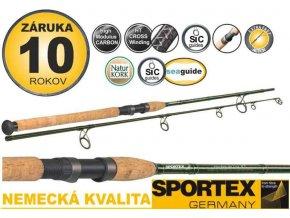 Prut Sportex Huchen de Lux XT 270cm