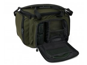 r series cooler food bag 2 man main open