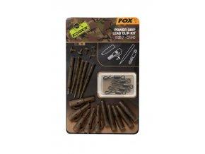 camo power grip lead clip kit size7