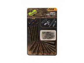 camo safety lead clip kit size7